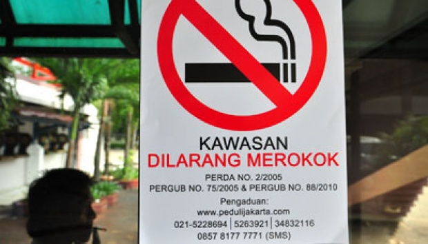 Fasilitas Pendidikan Dilarang Merokok