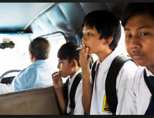 Masalah Merokok di Kalangan Pelajar Indonesia