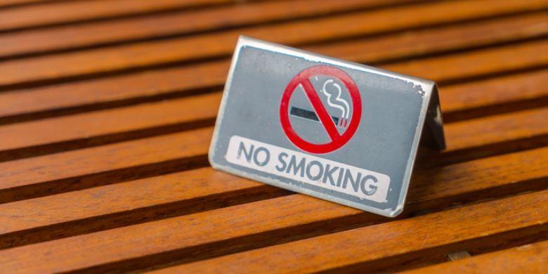 Iklan Tentang Larangan Merokok